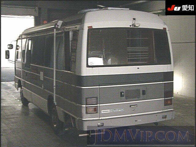 1990 NISSAN SIVILIAN  RYW40 - 5776 - JU Aichi
