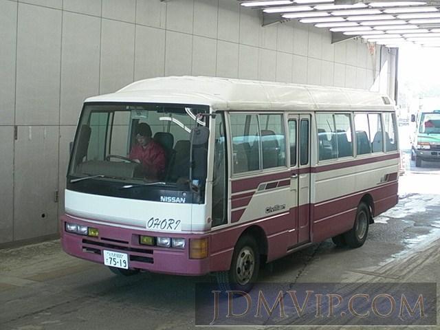 1991 NISSAN SIVILIAN . RGW40 - 5915 - ARAI Oyama VT