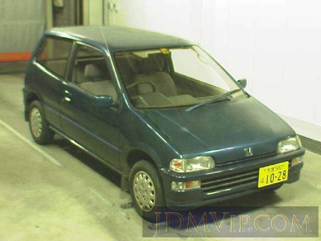 1992 HONDA TODAY  JA2 - 4509 - JU Saitama