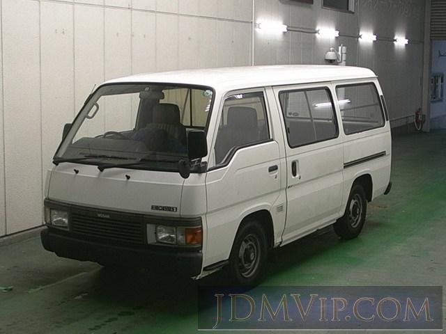1992 NISSAN HOMY VAN  VRE24 - 4007 - ARAI Sendai