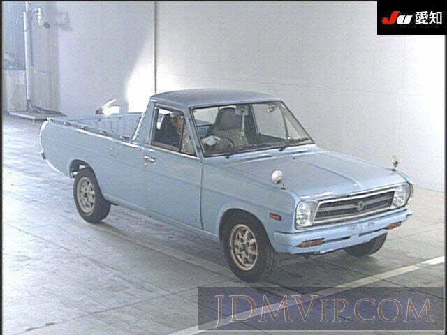 1992 NISSAN SUNNY TRUCK  GB122 - 9507 - JU Aichi