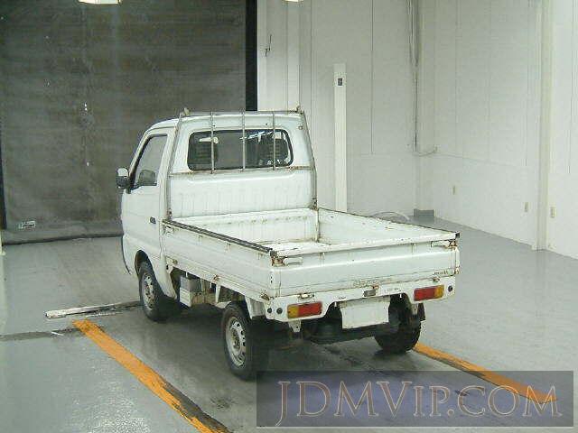1993 MAZDA SCRUM TRUCK 4WD DK51T - 43702 - HAA Kobe