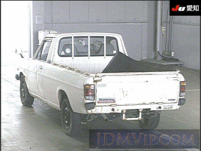 1993 NISSAN NISSAN TRUCK  GB122 - 9590 - JU Aichi