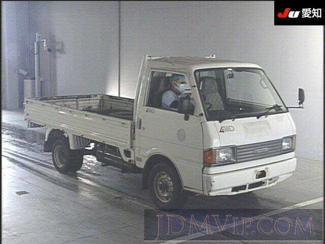 1995 MAZDA BONGO BRAWNY TRUCK 4WD SD2AM - 5001 - JU Aichi