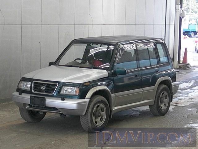 1995 MAZDA PROCEED LEVANTE  TJ11W - 7009 - ARAI Oyama VT