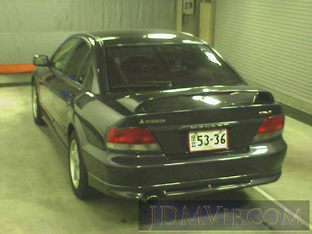 1996 MITSUBISHI GALANT VR-4S EC5A - 6532 - JU Saitama