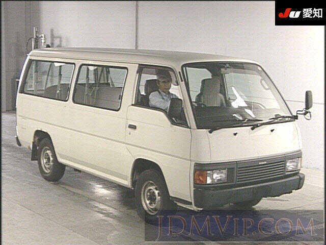 1996 NISSAN CARAVAN _4WD KRMGE24 - 8029 - JU Aichi