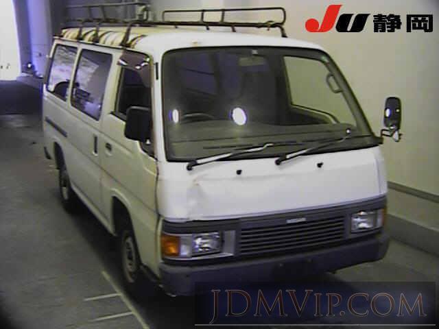 1996 NISSAN HOMY VAN DX VRE24 - 3071 - JU Shizuoka