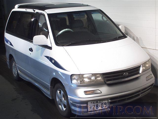 1996 NISSAN LARGO _4WD NW30 - 9040 - SAA Sapporo