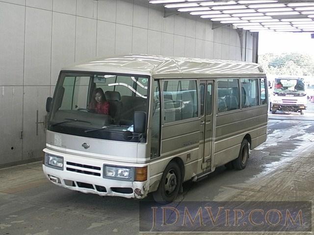 1996 NISSAN SIVILIAN  RGW40 - 5128 - ARAI Oyama VT