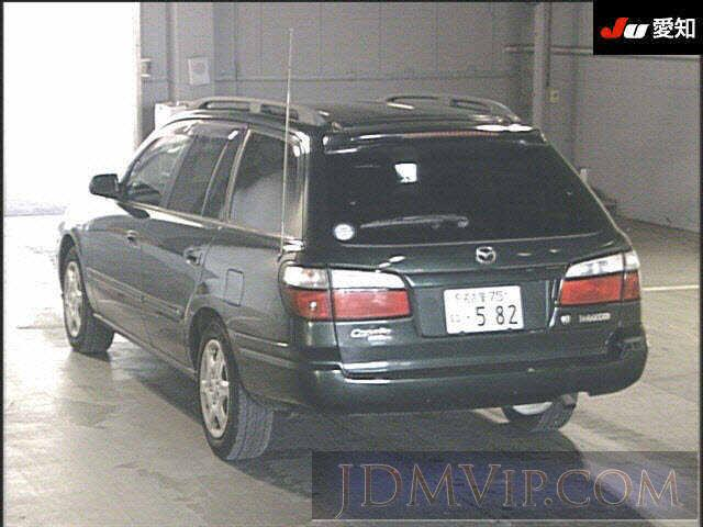 1997 MAZDA CAPELLA WAGON SE GWEW - 8056 - JU Aichi