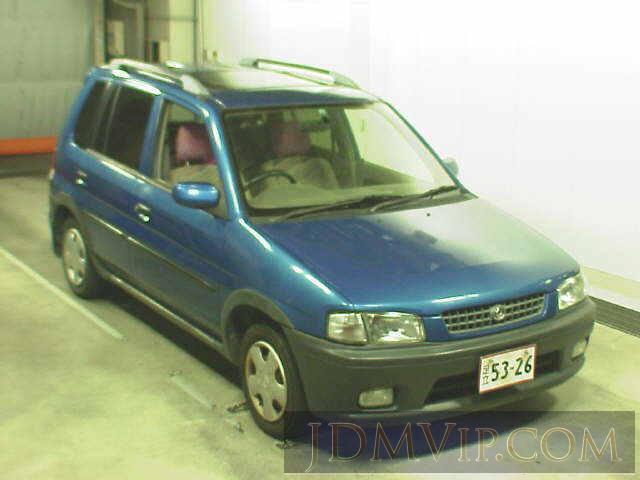 1997 MAZDA DEMIO  DW5W - 7253 - JU Saitama