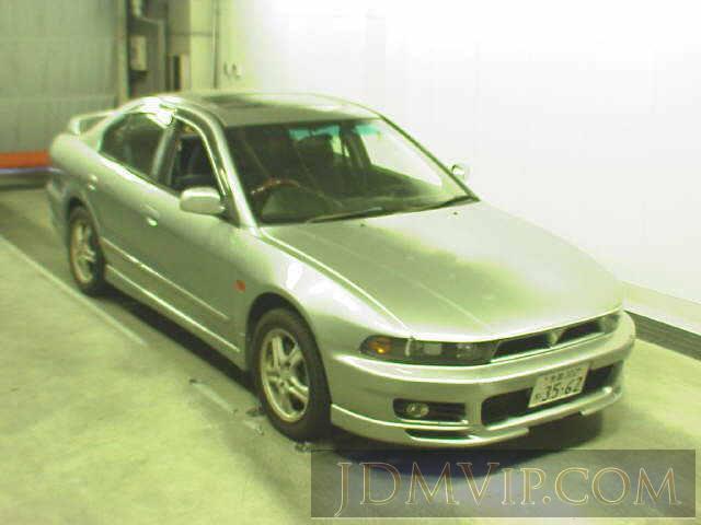 1997 MITSUBISHI GALANT 4WD_VR-4S EC5A - 6860 - JU Saitama