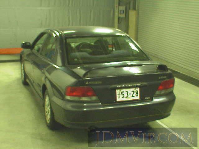 1997 MITSUBISHI GALANT VR-G EA1A - 7467 - JU Saitama