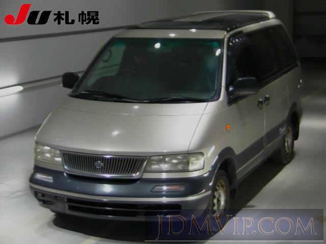 1997 NISSAN LARGO  NW30 - 5060 - JU Sapporo