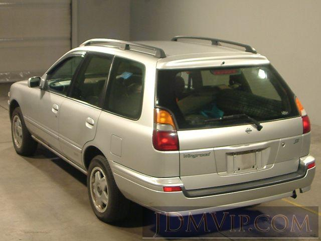 1997 NISSAN WINGROAD 4WD_JS WFNY10 - 7064 - TAA Hokkaido