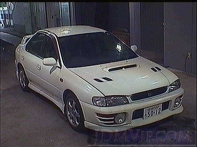 1997 SUBARU IMPREZA  GC8 - 4030 - JU Fukuoka