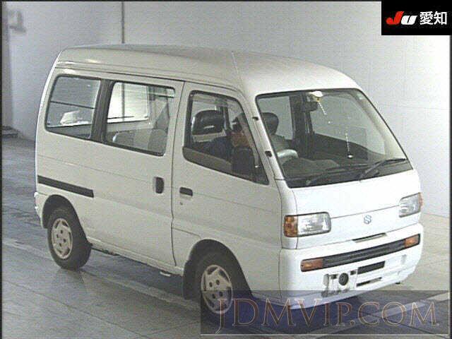 1997 SUZUKI EVERY  DF51V - 8342 - JU Aichi