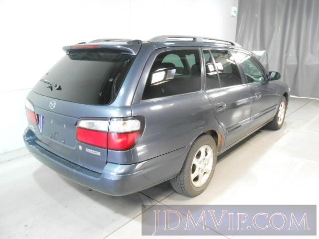 1998 MAZDA CAPELLA WAGON 4WD GWER - 8057 - Honda Hokkaido