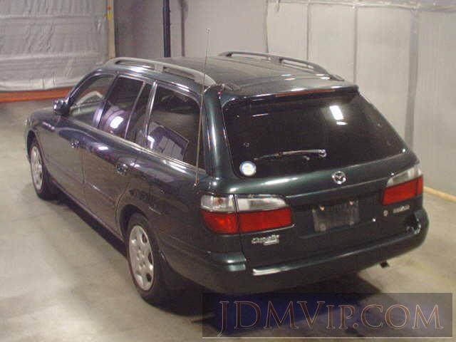 1998 MAZDA CAPELLA WAGON SE GWEW - 6056 - BCN