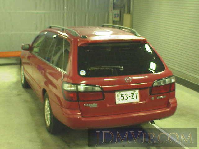1998 MAZDA CAPELLA WAGON  GWEW - 7340 - JU Saitama
