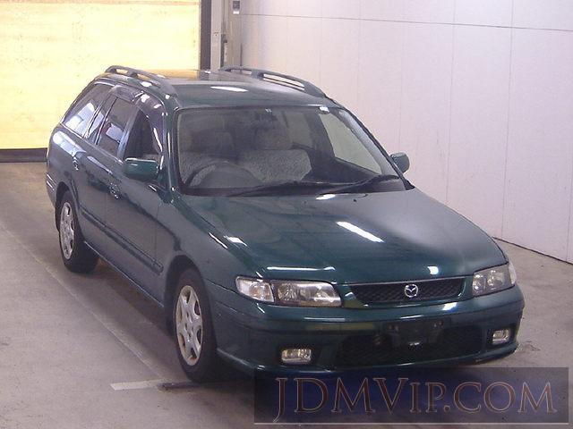 1998 MAZDA CAPELLA WAGON  GWEW - 1311 - IAA Osaka