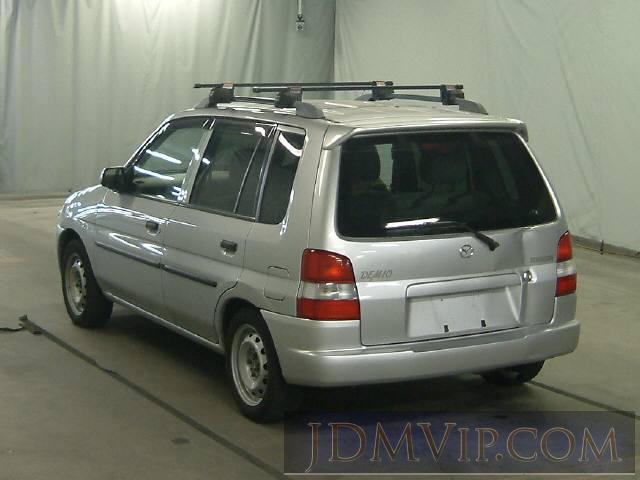 1998 MAZDA DEMIO GL-X DW5W - 9285 - JAA