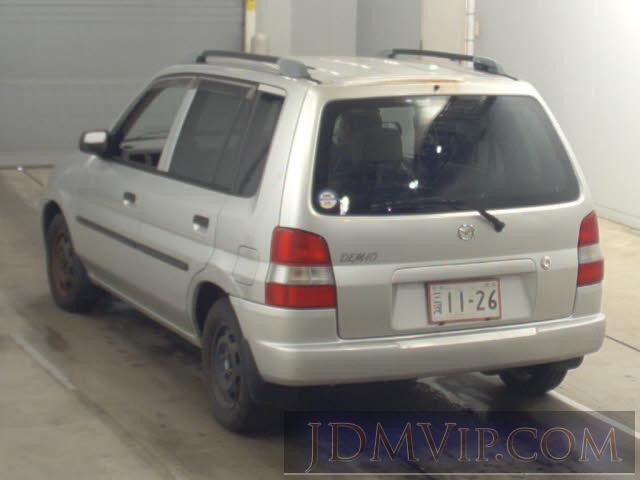 1998 MAZDA DEMIO GL DW5W - 95024 - CAA Chubu