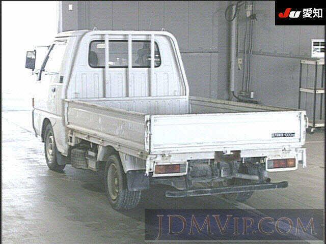 1998 MITSUBISHI DELICA TRUCK 1t P13T - 9699 - JU Aichi