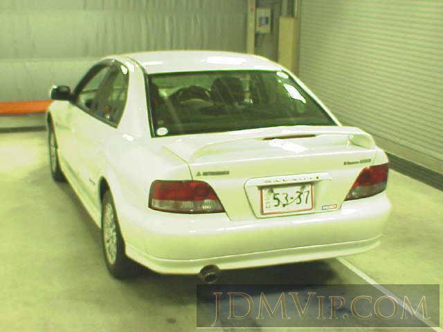 1998 MITSUBISHI GALANT  EA1A - 5513 - JU Saitama