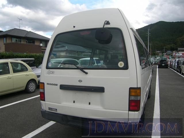 1998 NISSAN CARAVAN DX_4WD CWMGE24 - 66 - NAA Fukuoka