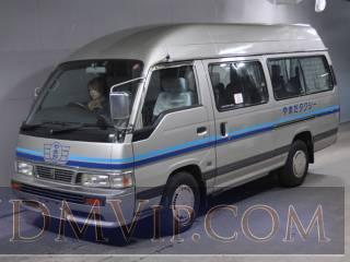 1998 NISSAN CARAVAN GL-L ARGE24 - 4109 - KCAA Fukuoka
