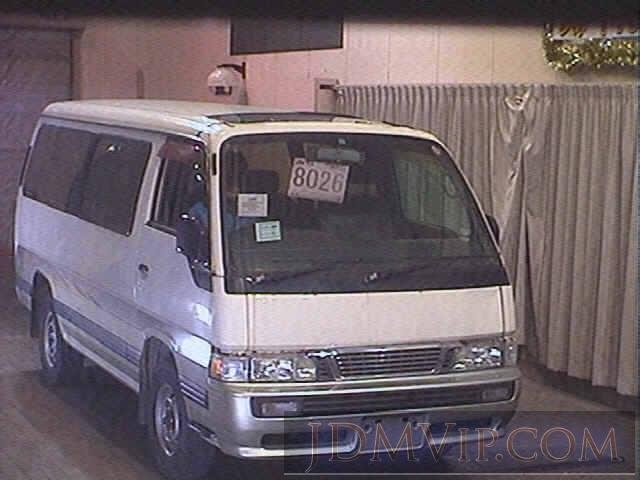 1998 NISSAN CARAVAN  CWMGE24 - 8026 - JU Fukushima
