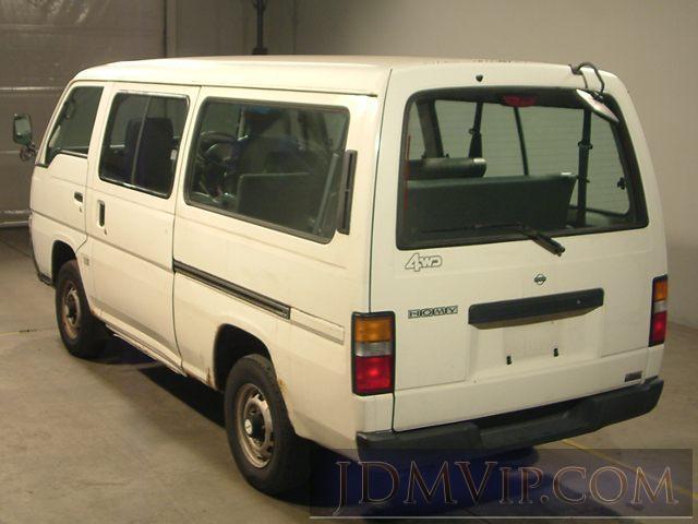 1998 NISSAN HOMY 4WD_DX_ KRMGE24 - 130 - TAA Hokkaido