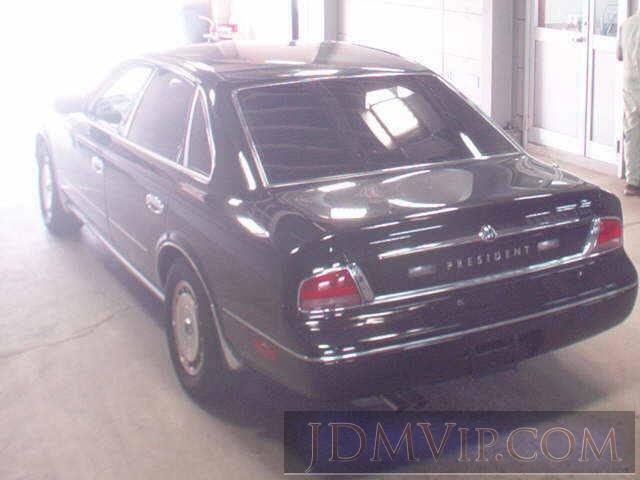 1998 NISSAN PRESIDENT G PHG50 - 9038 - JU Fukuoka