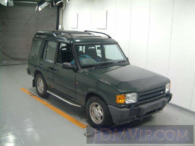 1998 ROVER DISCOVERY _V8I_SR_4WD LJR - 80807 - HAA Kobe