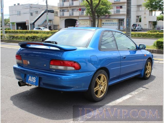 1998 SUBARU IMPREZA R_V GC8 - 7037 - AUCNET