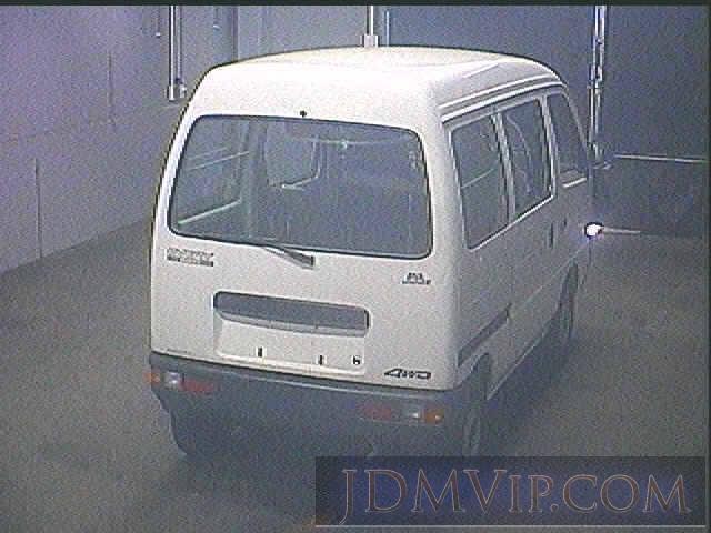 1998 SUZUKI EVERY 5D_V_4WD_PAI DF51V - 4119 - JU Ishikawa