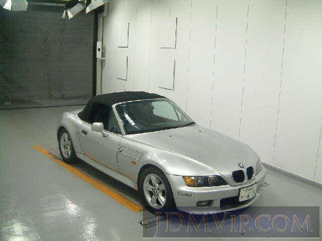 1999 BMW BMW Z3 Z3_ CL20 - 80404 - HAA Kobe
