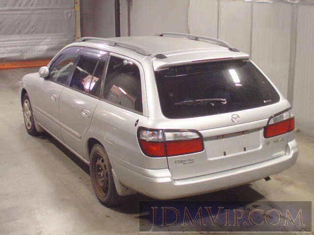 1999 MAZDA CAPELLA WAGON  GWEW - 6002 - BCN