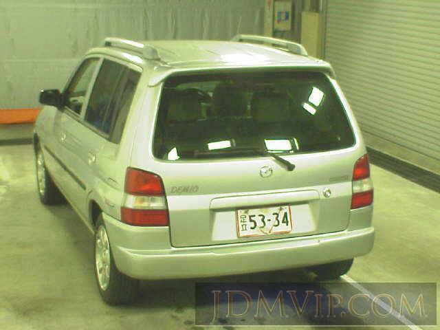 1999 MAZDA DEMIO GL DW5W - 7207 - JU Saitama