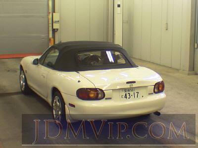 1999 MAZDA ROADSTER  NB6C - 1125 - LAA Shikoku