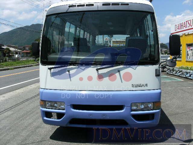 1999 NISSAN UMAX_NIS  BHW41 - 135753 - UMAX