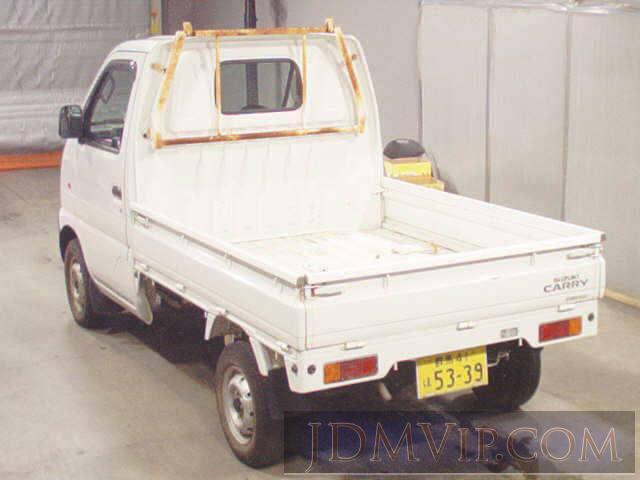 1999 SUZUKI CARRY TRUCK  DA52T - 59 - BCN