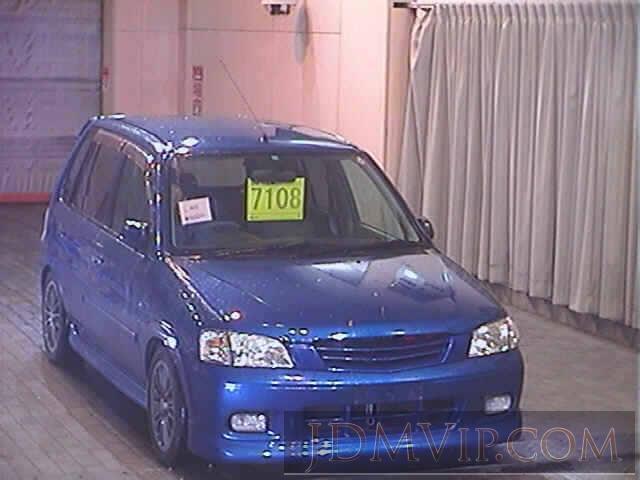 2000 HONDA DEMIO  DW5W - 7108 - JU Fukushima