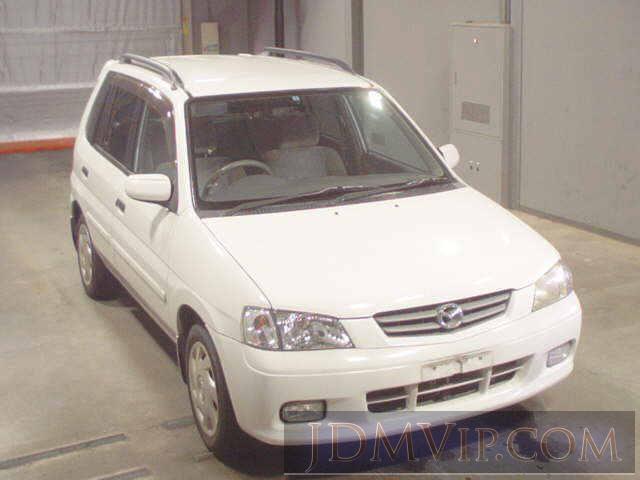 2000 MAZDA DEMIO GL-X DW5W - 2419 - BCN