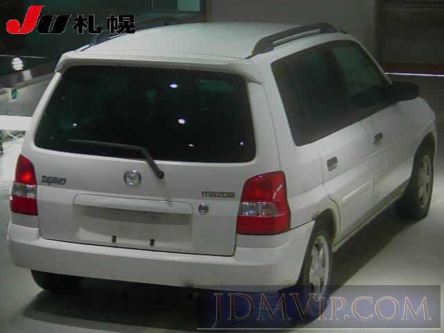 2000 MAZDA DEMIO GL-X DW5W - 98 - JU Sapporo