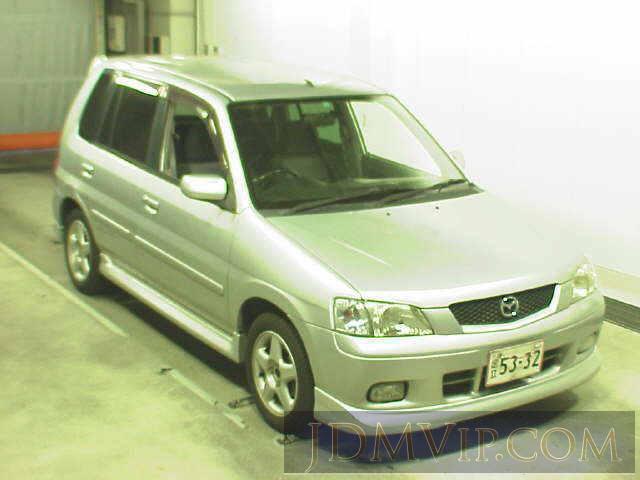 2000 MAZDA DEMIO  DW5W - 6822 - JU Saitama