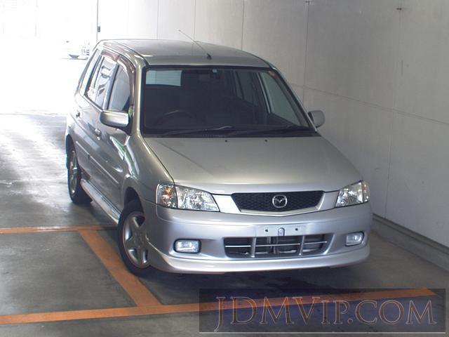 2000 MAZDA DEMIO  DW5W - 4066 - NAA Fukuoka