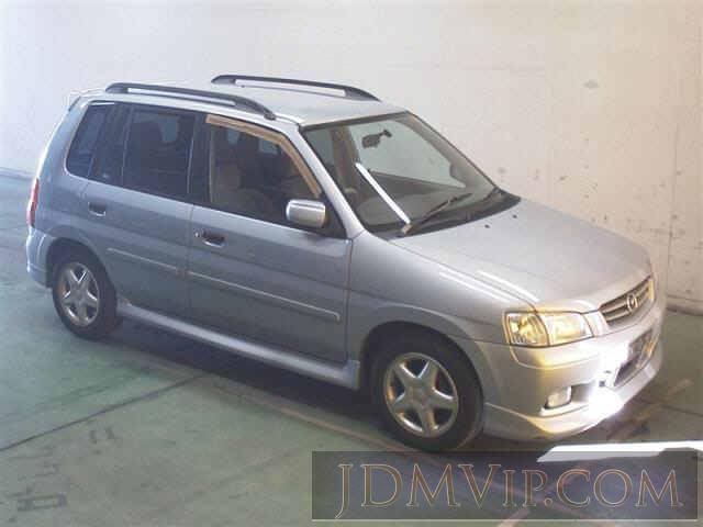 2000 MAZDA DEMIO  DW5W - 5291 - JU Chiba